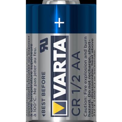 VARTA ELECTRONICS CR 1/2 AA Blister 1