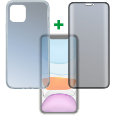 4smarts 360° Premium Protection Set iPhone 11,...