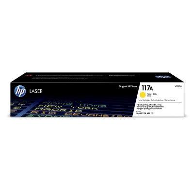 HP Toner 117A Gelb (ca. 700 Seiten)