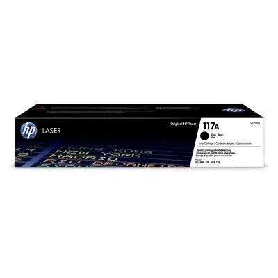 HP Toner 117A Schwarz (ca. 1.000 Seiten)