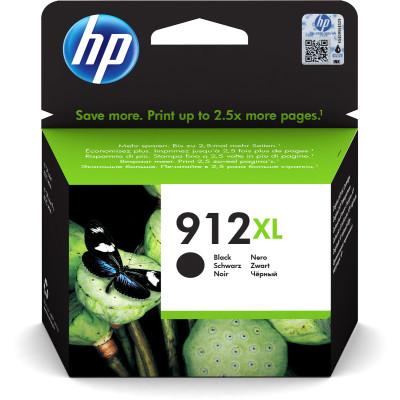 HP Tintenpatrone Nr. 912XL 3YL84AE Schwarz (ca. 825 Seiten)