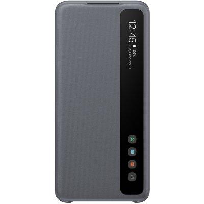 Samsung Clear View Cover EF-ZG980 für Galaxy S20, Gray