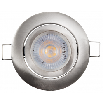 LED-Einbauleuchte McShine Eco-50 5W, 400lm, 4000K,...