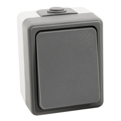 Feuchtraum Wechselschalter McPower Secure, 250V~/10A,...