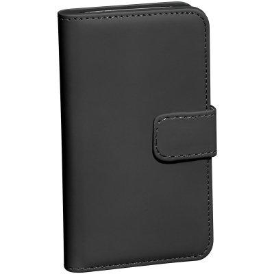 PEDEA Book Cover Classic für Huawei P40 Lite, schwarz