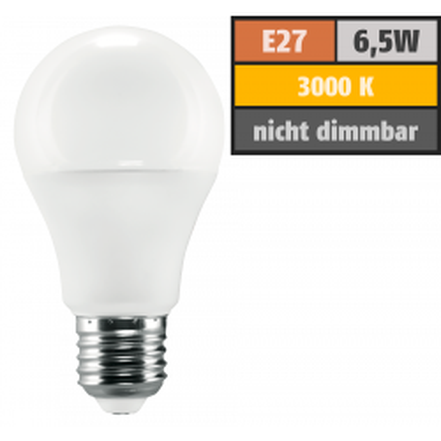 LED Glühlampe McShine SuperBright E27, 6,5W, 1050lm,...