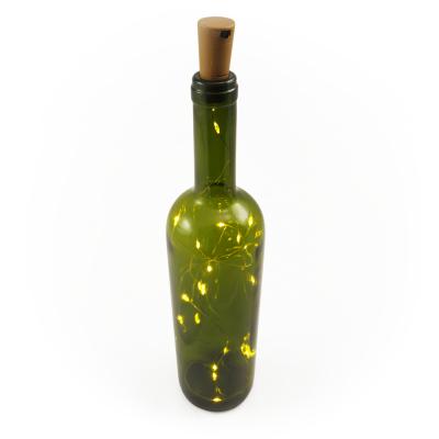 LED-Lichterkette McShine Bottle 20 LEDs, ca. 2m,...