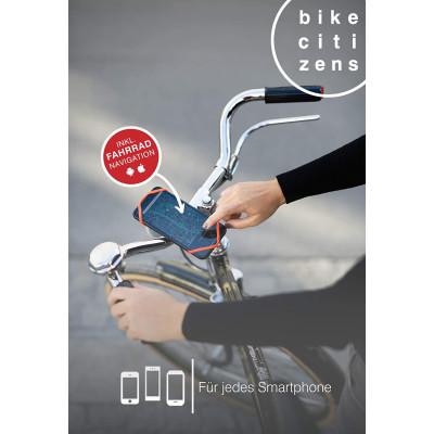 Finn - Universal Fahrradhalter schwarz inkl. BikeCitizens...