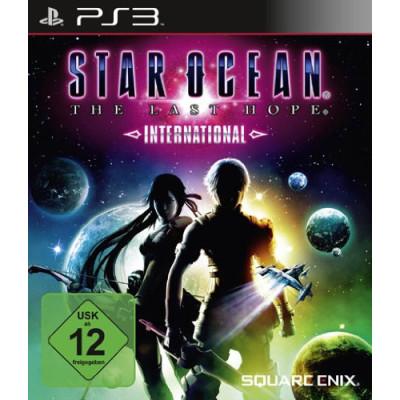 Star Ocean 4 Last Hope PS3 Playstation 3 Square Enix