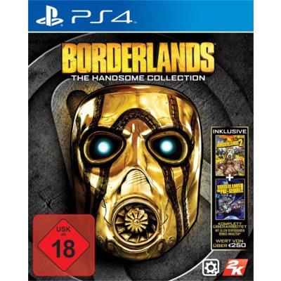 Borderlands Handsome Coll. PS4 Playstation 4