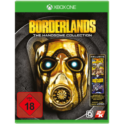Borderlands Handsome Coll. Xbox One