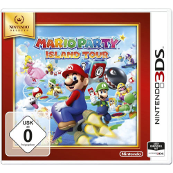 Mario Party Island Tour Nintendo 3DS SELECTS