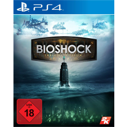 Bioshock Complete Collection PS4 Playstation 4