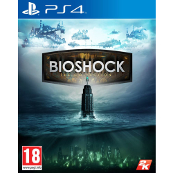 Bioshock Complete Collection PS4 Playstation 4 AT
