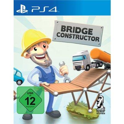 Bridge Constructor PS4 Playstation 4