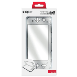 Switch Polycarbonat Case (smokey clear) Protection Case...