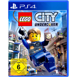 Lego City Undercover PS4 Playstation 4