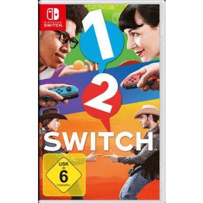 1-2-Switch Spiel für Nintendo Switch