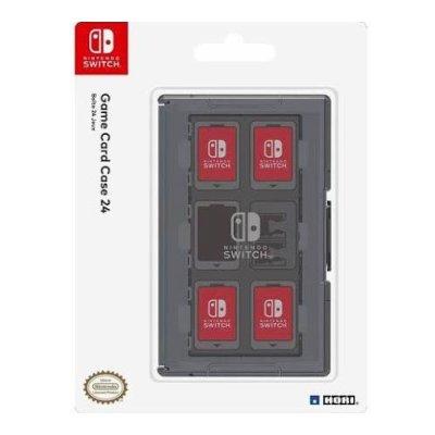 Switch Card Case (24) schwarz HORI