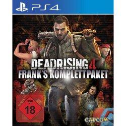 Dead Rising 4 PS4 Playstation 4 *RESTPOSTEN! Franks Komplettpaket