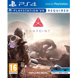VR Farpoint PS4 Playstation 4 AT