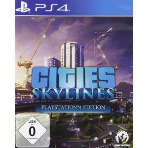Cities Skylines PS4 Playstation 4