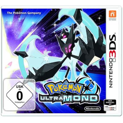 Pokemon Ultramond Nintendo 3DS