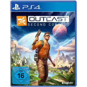 Outcast Second Contact PS4 Playstation 4