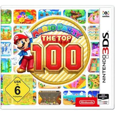 Mario Party Top 100 Nintendo 3DS