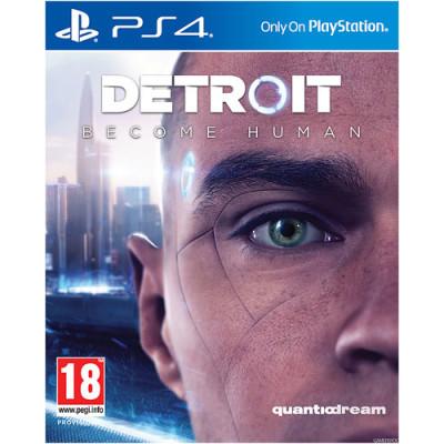 Detroit: Become Human PS4 Playstation 4 AT
