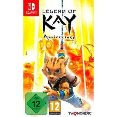 Legend of Kay Anniversary | Spiel für Nintendo...