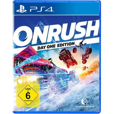 Onrush PS4 Playstation 4 D1
