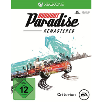 Burnout Paradise Xbox One (VL-ABO) Remastered