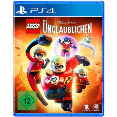 Lego Unglaublichen PS4 Playstation 4