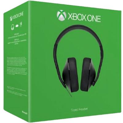 Xbox One Headset Stereo org. NEU