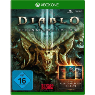 Diablo 3 Xbox One Eternal Collection