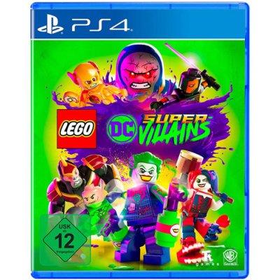 Lego DC Super-Villains PS4 Playstation 4