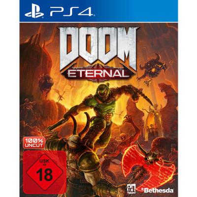 Doom Eternal PS4 Playstation 4   100% UNCUT   Playstation...