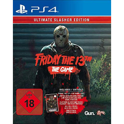 Friday the 13th PS4 Playstation 4 GOTY Ultimate Slasher...