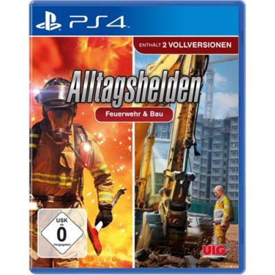 Alltagshelden PS4 Playstation 4 (2in1) Berufsfeuerwehr...