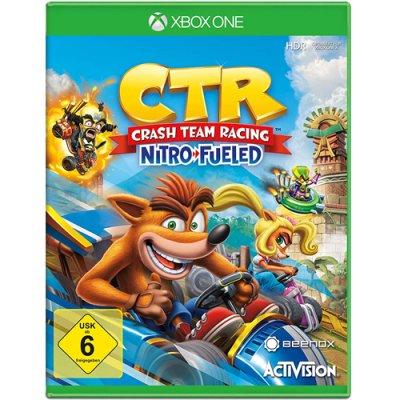 Crash Team Racing Nitro Fueled Xbox One CTR