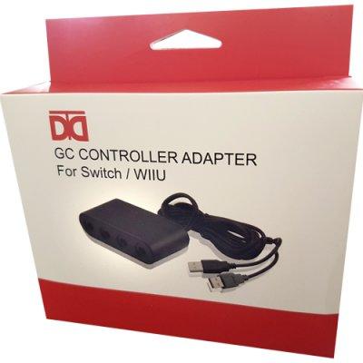 Switch Controller Gamecube-Adapter Identisch mit...