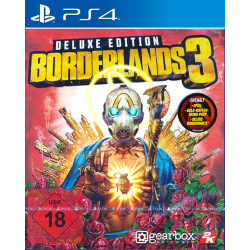 Borderlands 3 PS4 Playstation 4 Deluxe