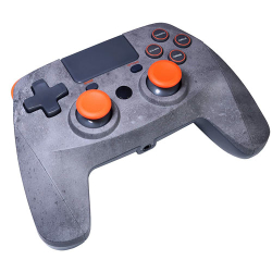PS4 Controller Game:Pad 4S wirel. rock Snakebyte...