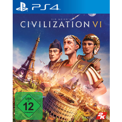 Civilization 6 PS4 Playstation 4