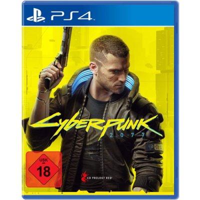 Cyberpunk 2077 PS4 Playstation 4 Day 1 Spiel für PS5...