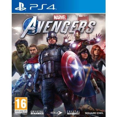 Avengers PS4 Playstation 4 AT