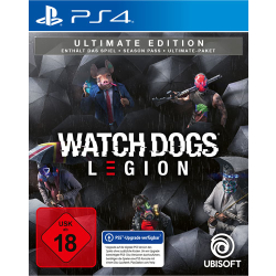 Watch Dogs Legion PS4 Playstation 4 Ultimate