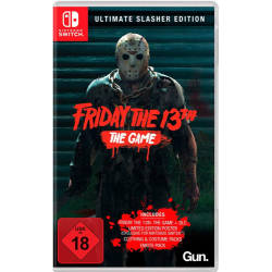 Friday the 13th Switch Ultimate Slasher Edition...