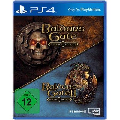Baldurs Gate PS4 Playstation 4 Enhanced Ed.